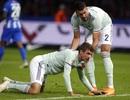 Bayern Munich bất ngờ thất bại, lung lay ngôi đầu bảng