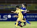 TPHCM bám sát ngôi đầu của Hà Nội tại giải bóng đá nữ vô địch quốc gia