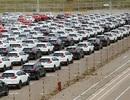 Nhập khẩu ôtô lập kỷ lục mới