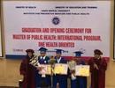 Trường đại học Y Hà Nội đào tạo thạc sĩ y tế công cộng cho học viên nước ngoài