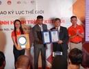FPT nhận kỷ lục thế giới nhờ… chạy xuyên Việt