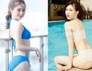 """Hot girl Đà Nẵng và """"cô em út họ Hồ"""" đẹp xuất sắc với bikini"""