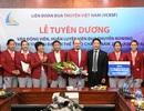 BIDV trao thưởng cho đội tuyển Rowing nữ