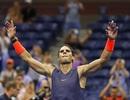 US Open: Nadal vào bán kết sau 5 giờ thi đấu vất vả trước Thiem