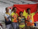 Thu Thảo và câu chuyện về huy chương vàng đầu tiên của điền kinh Việt Nam tại Asiad 2018