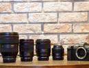 Canon tung máy ảnh không gương lật Full-Frame đầu tiên
