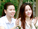 """Hoa khôi Vũ Thanh Tú: """"Nhớ ngày khai giảng thường phải ngồi cuối vì... cao"""""""