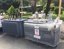 Thuê xe tải đi trộm 2 trạm biến áp điện trị giá 500 triệu
