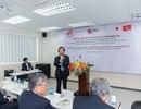 Bộ trưởng Bộ Người tiêu dùng Nhật Bản giảng tại ĐH Việt - Nhật