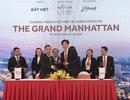 MLAND Vietnam là đơn vị phân phối chính thức dự án The Grand Manhattan tại quận 1 của Novaland