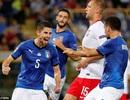 Ngôi sao Chelsea lập công, Italia vất vả hòa Ba Lan tại Nations League