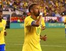 """Neymar """"nổ súng"""", Brazil nhẹ nhàng hạ gục Mỹ"""