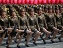 """Nỗ lực khổ luyện sau màn diễu hành """"trăm người như một"""" tại Triều Tiên"""