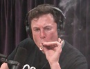 """CEO Elon Musk hút cần sa trên truyền hình, cổ phiếu Tesla """"chìm nghỉm"""""""