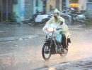 Một số tỉnh miền Trung tiếp tục mưa to