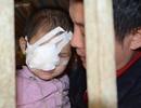 Nghẹn đắng tình cảnh của bé gái 3 tuổi mắc ung thư võng mạc