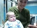 Hy hữu bé 3 tháng tuổi có trái tim nằm bên phải