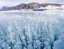 Vẻ đẹp kỳ ảo của hồ nước cổ nhất thế giới