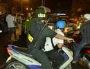 Tạm giữ 186 phương tiện sau chiến thắng của U23 Việt Nam