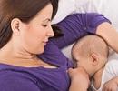 Cho con bú 6 tháng giảm gần 50% nguy cơ tiểu đường týp 2 ở mẹ
