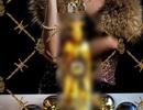 Chai rượu nạm kim cương đắt giá nhất thế giới bị đánh cắp