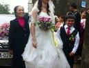 Tâm sự của chú rể cao 1m lấy cô dâu... 1,6m