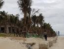 """Hàng chục biệt thự xây dựng sai phép ven biển bị """"thổi còi"""" tiếp tục... mọc"""
