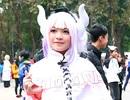 Ngắm nhìn bạn trẻ diễn cosplay độc đáo tại lễ hội Nhật Bản