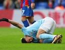 Man City dính tổn thất cực lớn sau trận hòa Crystal Palace