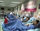 Vượt nghìn cây số tới viện Huyết học tình nguyện hiến máu nhóm O
