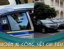 """Giải """"thiêng"""" xe công: Đi taxi, thứ trưởng thích như ô tô biển xanh"""
