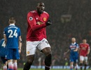 """MU 3-0 Stoke City: Lukaku """"nổ súng"""" trở lại sau 1 tháng"""