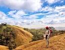 """Mê mẩn với mùa cỏ cháy ở """"cung đường trekking đẹp nhất Việt Nam"""""""