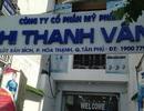 Công ty mỹ phẩm Phi Thanh Vân bị phạt 155 triệu đồng