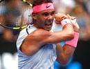 Australian Open: Nadal mất gần 4 giờ để giành vé vào tứ kết