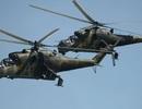 Trực thăng quân sự Nga rơi ở Syria, 2 phi công thiệt mạng