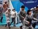Tokyo lần đầu diễn tập sơ tán ứng phó tên lửa Triều Tiên
