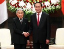 Xúc động bài thơ về Việt Nam của Nhật hoàng