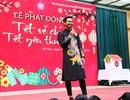 """MC Phan Anh cùng hàng ngàn học sinh tham gia phát động """"Tết sẻ chia, Tết yêu thương"""""""