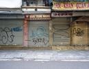 Phố cổ Hà Nội bị bôi bẩn khắp nơi bởi hình vẽ graffiti