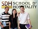 Hội thảo du học Singapore – Học bổng Học viện SDH 2018