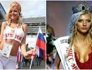 Fan nữ xinh nhất Nga hóa ra là hoa hậu từng đóng phim 18+