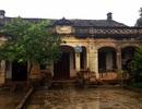 Nhà cổ kiểu Pháp của gia đình giàu có nức tiếng xứ Lạng
