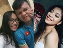 """Bất ngờ với nhan sắc như hot girl của bạn gái """"người hùng"""" Quang Hải"""