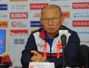 HLV Park Hang Seo thừa nhận bị áp lực trước trận bán kết với Qatar
