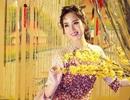 Hoa khôi Vũ Thanh Tú: Làm được điều mình thích là niềm hạnh phúc lớn trong đời