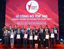 PV GAS được vinh danh Top 20 doanh nghiệp lớn nhất, Top 10 Doanh nghiệp niêm yết uy tín nhất Việt Nam trong Bảng xếp hạng VNR500 năm 2017