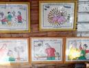 Tranh làng Sình - nét văn hóa dân gian đặc sắc xứ Huế