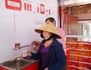 Cung cấp nước sạch và truy cập internet miễn phí tại cầu ngói Thanh Toàn