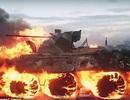 Sơ suất khi nấu ăn, lính Nga thiêu cháy xe bọc thép 500.000 USD